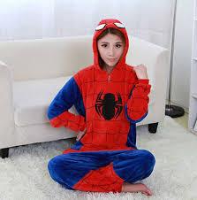 スパイダーマンのコスプレ16