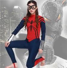 スパイダーマンのコスプレ15
