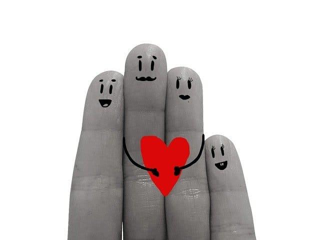 バレンタイン2021の家族への影響